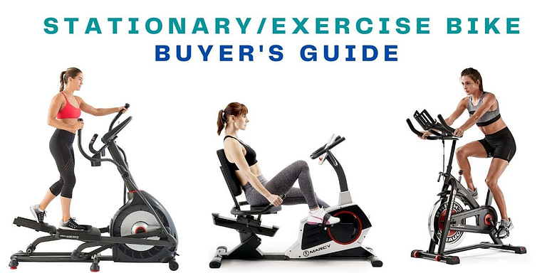 Stationary/Exercise Bike Buyer's Guide 2021