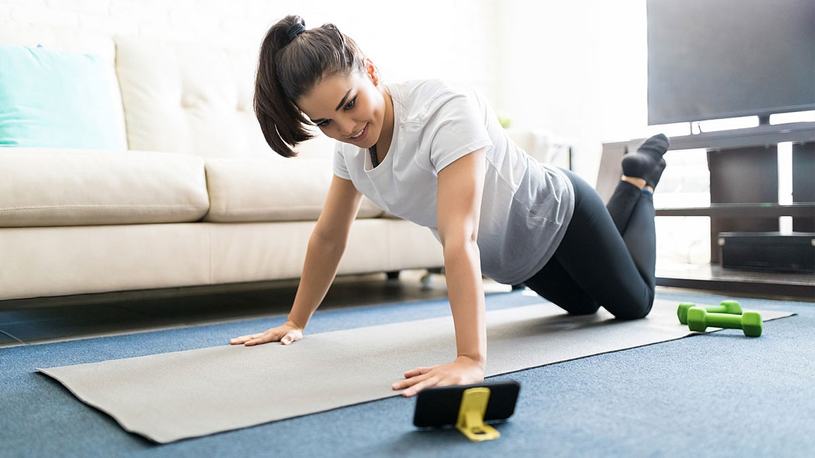 Physical Exercise Equipment For Working Out At Home