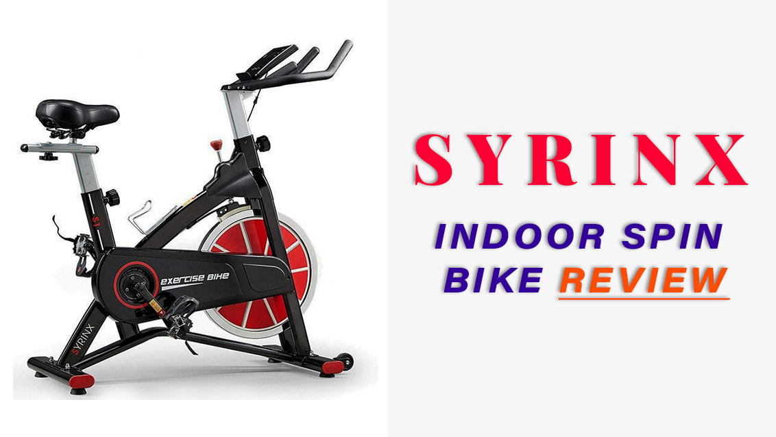 Awesome SYRINX Indoor Spin Bike Review [2021]