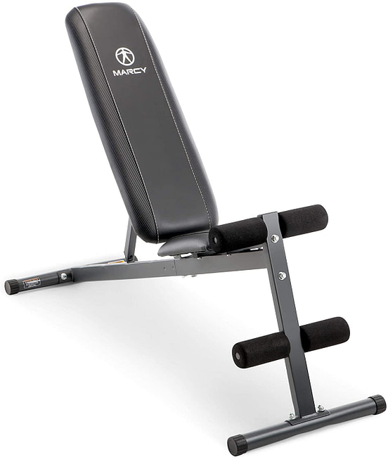 Marcy Exercise Utility Bench