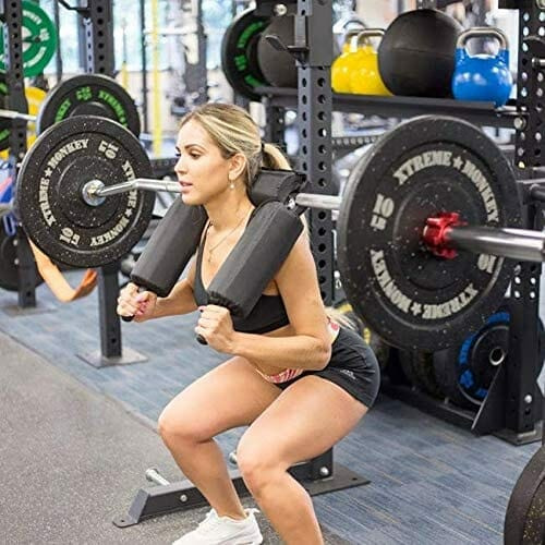 Gronk Fitness Safety Squat Bar