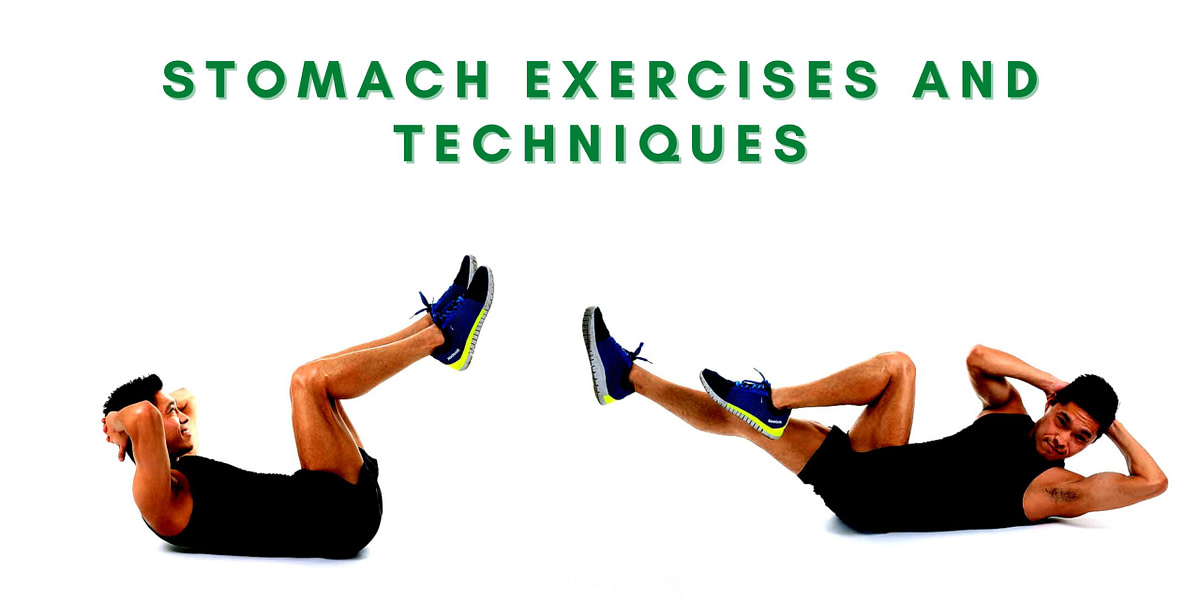 Stomach Exercises and Techniques