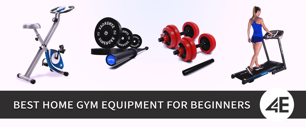 Best Home Gym Equipment for Beginners (2021 update)