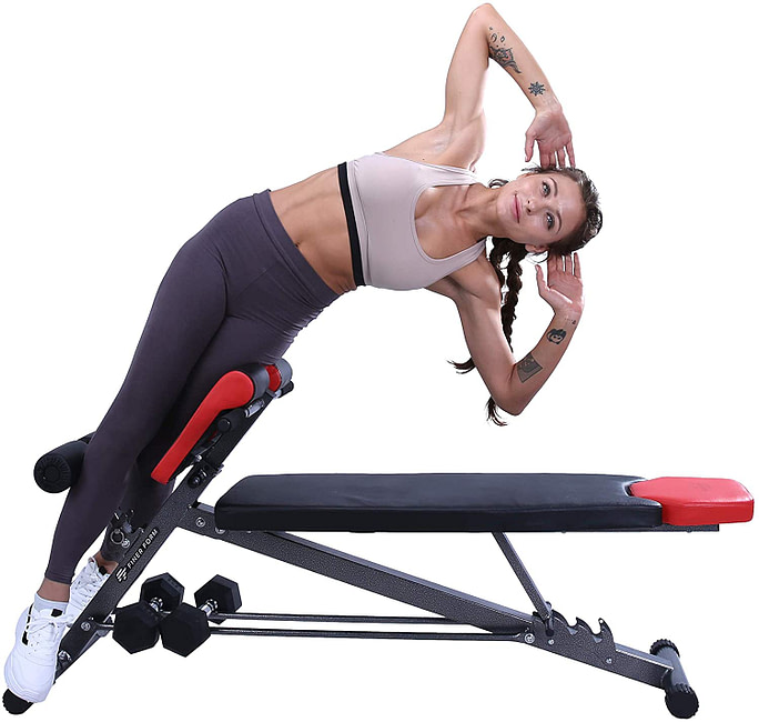 Finer Form Multi Functional Weight Bench