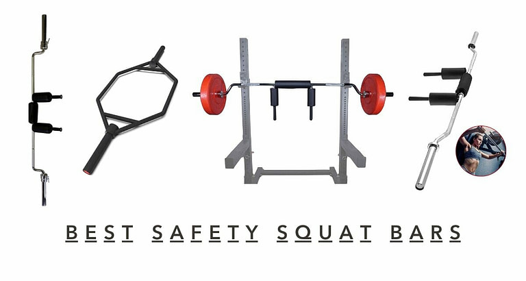 7 BEST Safety Squat Bars You Can Buy on Amazon in 2021