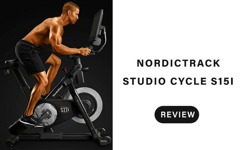 NordicTrack Commercial S15i Studio Cycle Review