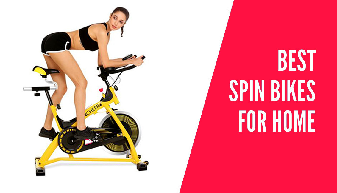 13 Best Spin Bikes For Home Exercise [2021 Updated]