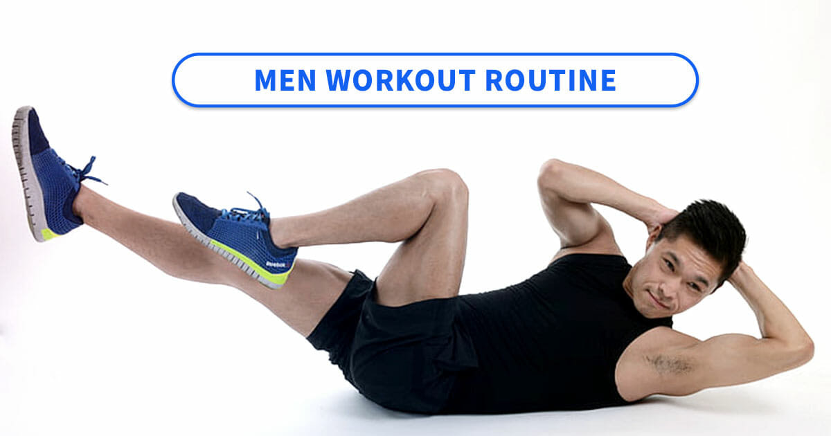 Best Workout Routine For Men | Maintaining Lean Body Muscle