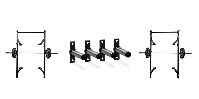 5 Best Affordable Folding Squat Racks to Boost Your Total Body Workouts