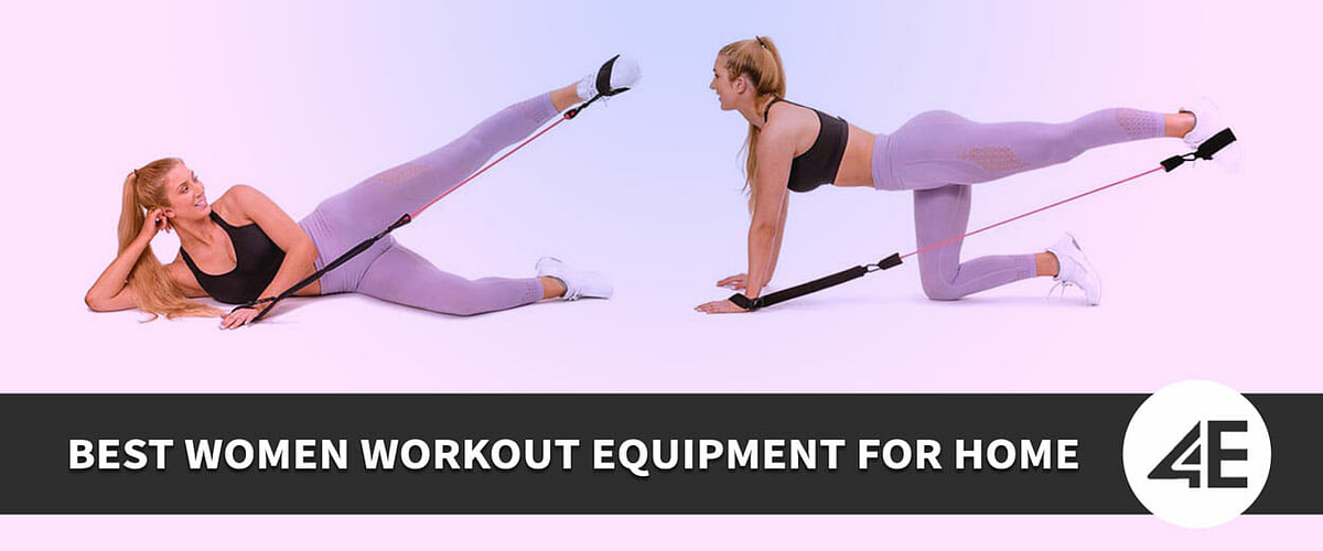 Best Workout Equipment For Women Home Exercise [2021 Updated]