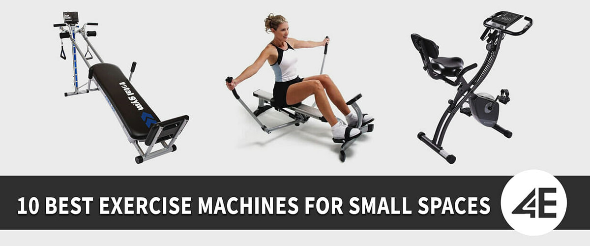 10 Best Exercise Machines for Small Spaces