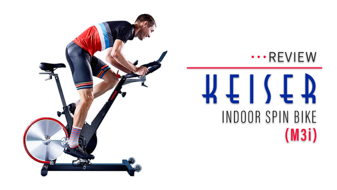 The Most Compact Keiser M3i Indoor Spin Bike Review (2021 Update)