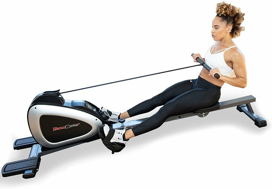 Fitness-Reality-1000-Plus-Bluetooth-Magnetic-Rower