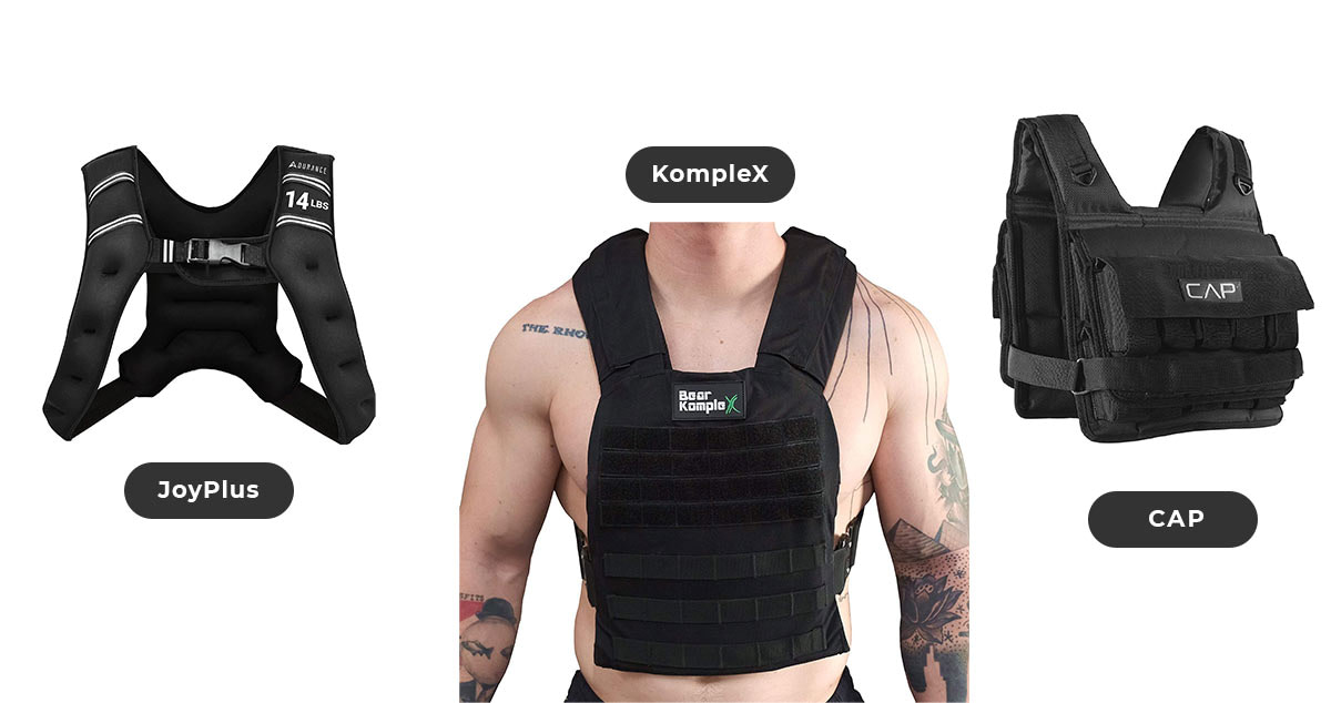 8 Best Plate Carriers and Weighted Vests on Amazon (2021 Update)