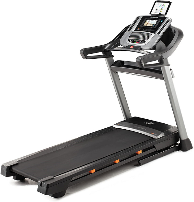 NordicTrack c990 treadmill overview
